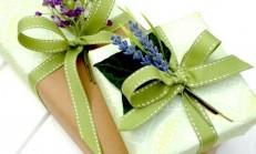 Değişik hediye paketleme şekilleri