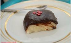 Çikolata soslu yalancı tavuk göğsü