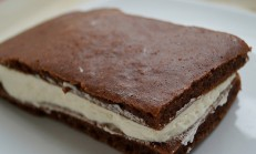 Süt Dilimi Tarifi / Kremalı Sandwich Kek