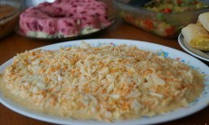 COLESLAW TARİFİ (beyaz lahana salatası)