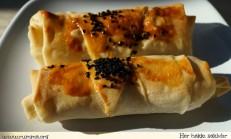 Patatesli Çıtır Börek Tarifi (Hazır Yufkadan)