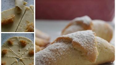 Elmalı rulo kurabiye tarifi