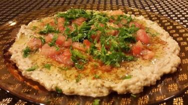 Mütebbel Tarifi / Közlenmiş Patlıcan Salatası