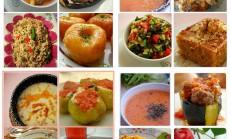 Değişik iftar menüleri ve öneriler
