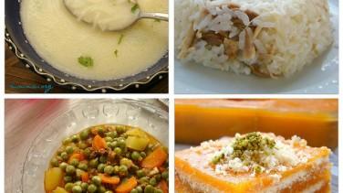 19. Gün Ramazan İftar Menüsü