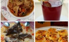 22. Gün Ramazan İftar Menüsü