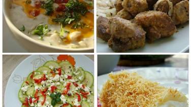 27. Gün Ramazan İftar Menüsü