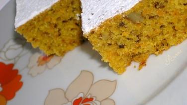 Havuçlu kek