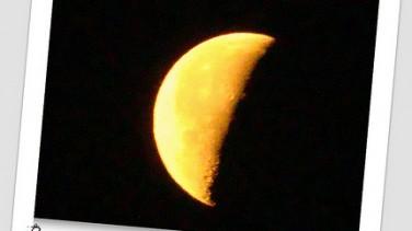 Fotoğraflarım…/Ay'a andolsun..