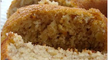 Patatesli tatlı kek (unsuz)