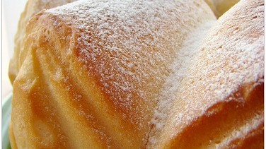 Marmelatlı mayalı kek
