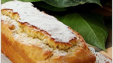 Tatlı patatesli kek