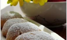 Krem Şantili kurabiye
