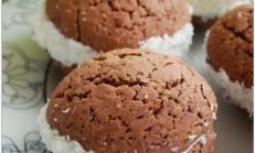 Hindistancevizli Çikolatalı Kurabiye