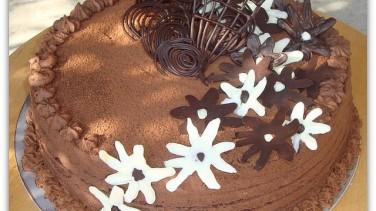 Çikolatalı Mud Cake