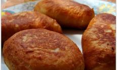 Mayalı peynirli hamur kızartması tarifi