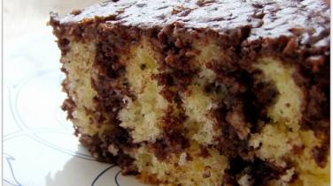 Soslu kek tarifi (kürdan kek)