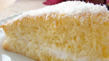 Nişastalı pasta tarifi