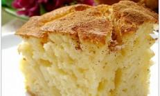 Elma dilimli kek tarifi