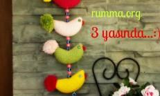 rumma.org üç yaşında..:)
