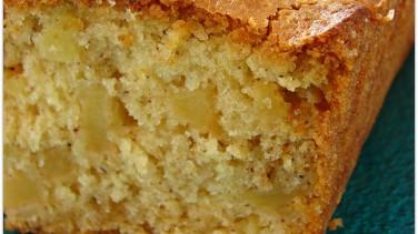 Yeşil Elmalı Kek Tarifi / Ekşi Elmalı kek