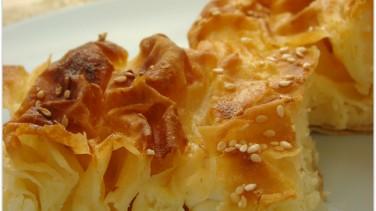 Peynirli göçmen böreği tarifi