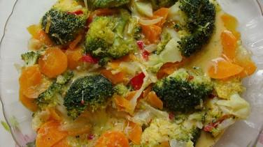 Terbiyeli brokoli yemeği tarifi