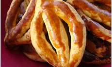 Pastane usulü çatal çörek tarifi  (mayalı)