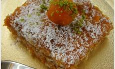 Bal Kabaklı Bisküvili Pasta Tarifi