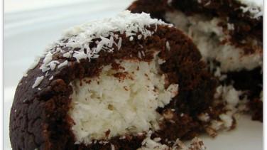 Islak coco star kurabiye