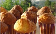 Portakallı Haşhaşlı Muffin Tarifi