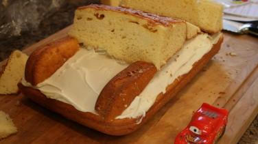 Değişik kek ve pasta örnekleri