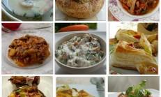 Mantar Yemekleri ( 9 Çeşit )