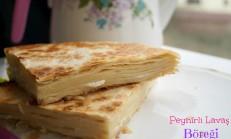 Lavaş Böreği Tarifi ( Tavada /Peynirli )