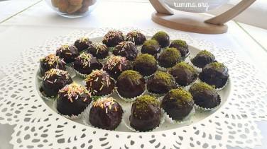 Çikolatalı Trüf Tarifi Nasıl yapılır ?