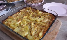 Kremalı Patates Tarifi / Fırında Patates