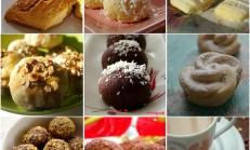 Değişik Tatlı Kurabiye Tarifleri / 15 çeşit kurabiye tarifi