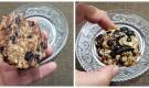 Diyet Kurabiye Tarifi / Yulaflı Kurabiye (Çikolatalı)