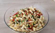 Makarna Salatası Tarifi / 6 kişilik