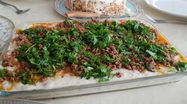Ali Nazik Kebabı Tarifi / 6 kişilik