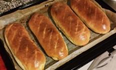 Sütlü Baget Ekmek Tarifi ( pain viennois)