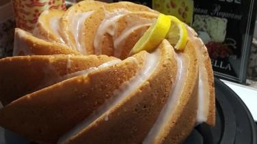 Limonlu Kek Tarifi / Glazürlü Limonlu Kek