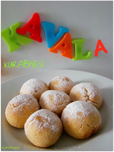 Arnavut kurabiye tarifi ile Etiketlenen Konular